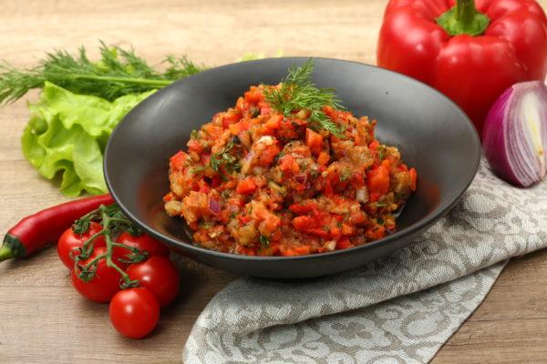 Мангал салат (Аджапсандал)